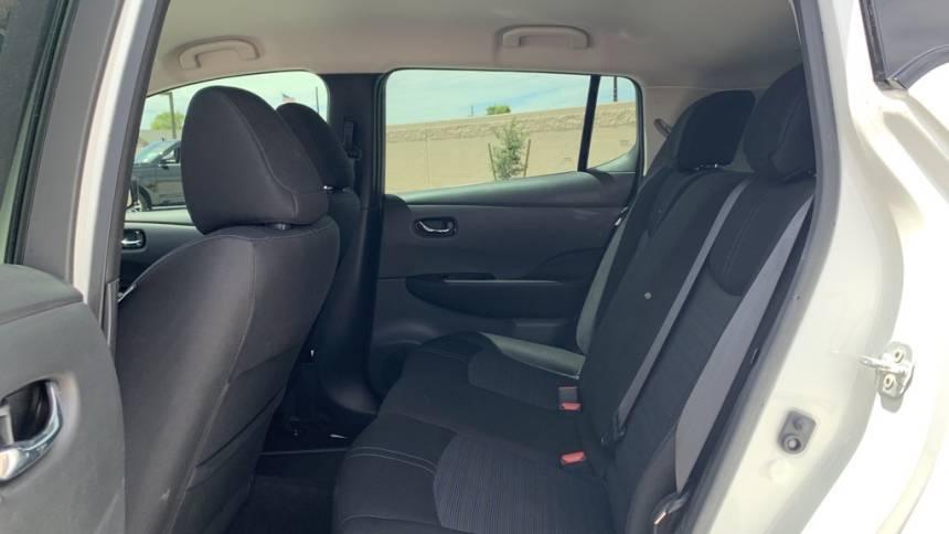 2018 Nissan LEAF 1N4AZ1CPXJC307366