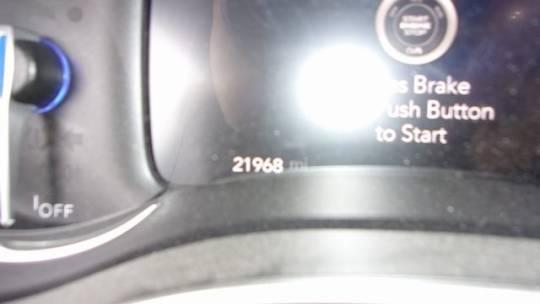 2018 Chrysler Pacifica Hybrid 2C4RC1N76JR168386
