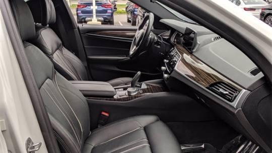 2018 BMW 5 Series WBAJB1C56JB085182