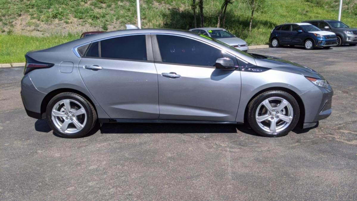 2018 Chevrolet VOLT 1G1RC6S51JU143522