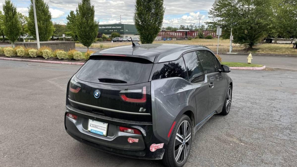 2018 BMW i3 WBY7Z4C5XJVD95376