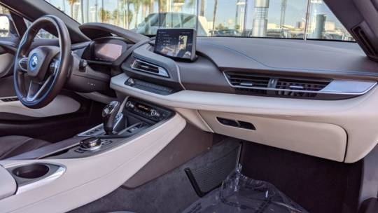 2019 BMW i8 WBY2Z6C5XKVB82788