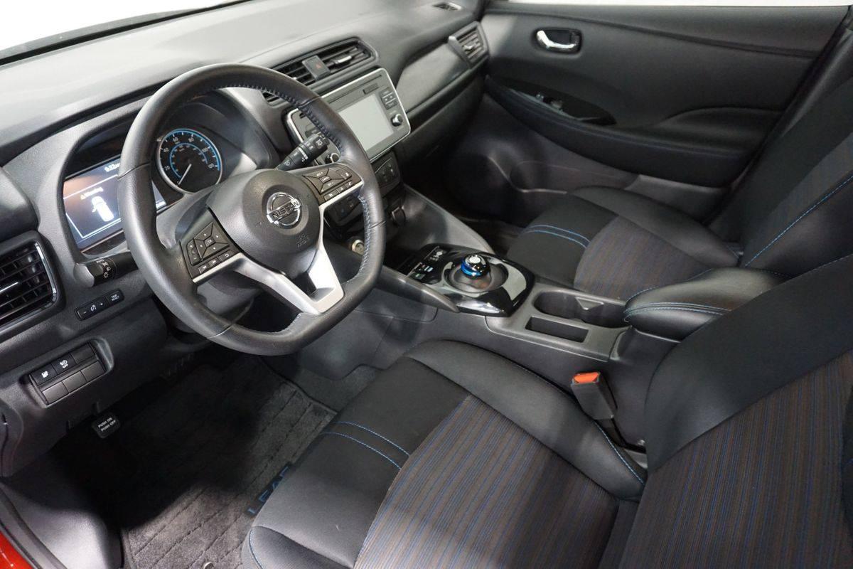 2019 Nissan LEAF 1N4AZ1CP8KC305035