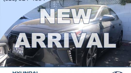 2019 Hyundai IONIQ KMHC65LD4KU156993