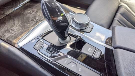 2018 BMW 5 Series WBAJA9C54JB033924