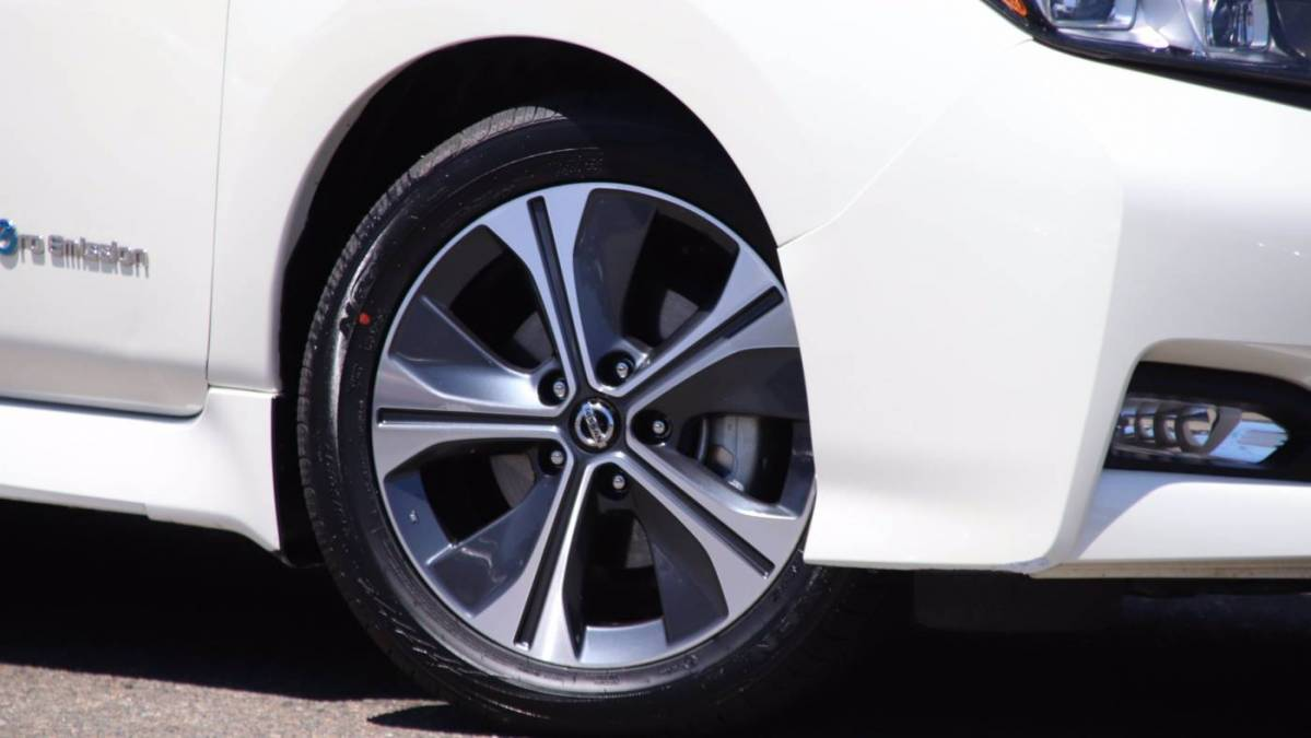 2018 Nissan LEAF 1N4AZ1CP0JC309403