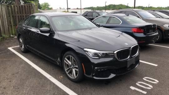 2019 BMW 7 Series WBA7J2C5XKB246380