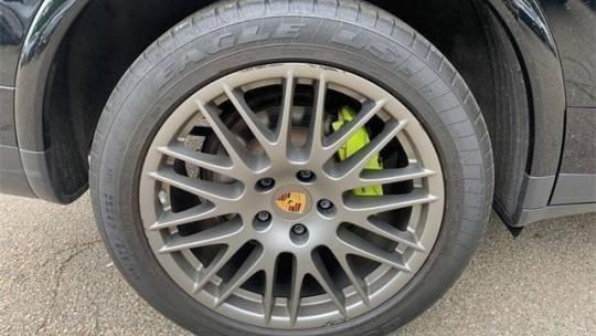 2017 Porsche Cayenne WP1AE2A2XHLA75895