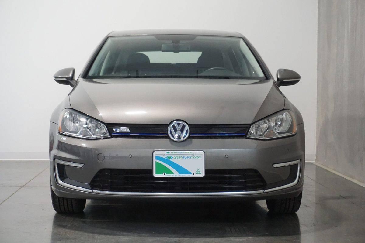 2015 Volkswagen e-Golf WVWKP7AU0FW905455