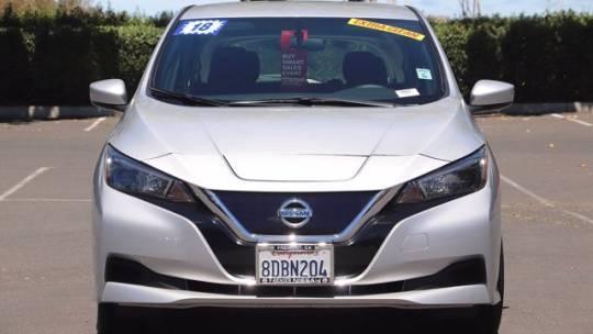 2018 Nissan LEAF 1N4AZ1CP3JC304082