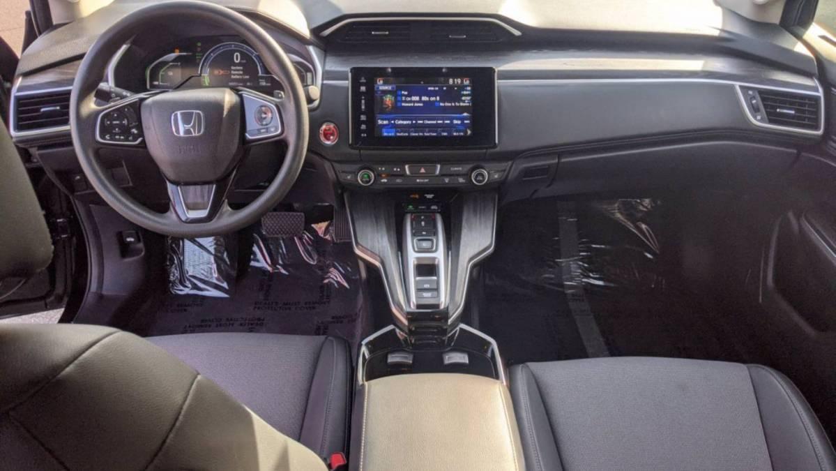 2018 Honda Clarity JHMZC5F1XJC009458