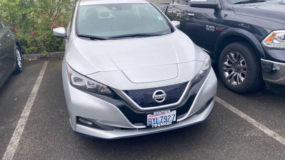 2021 Nissan LEAF 1N4BZ1CV3MC553652