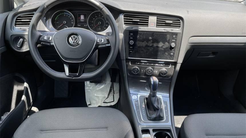2017 Volkswagen e-Golf WVWKR7AU6HW953801