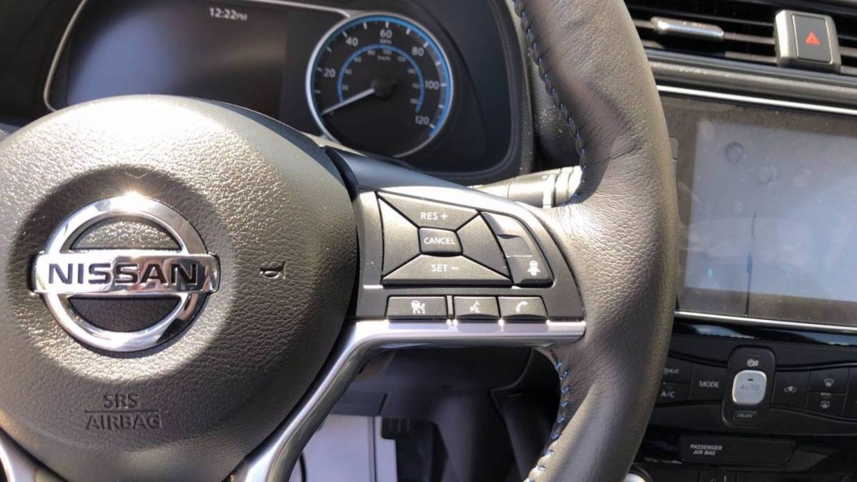 2020 Nissan LEAF 1N4BZ1CP8LC307793