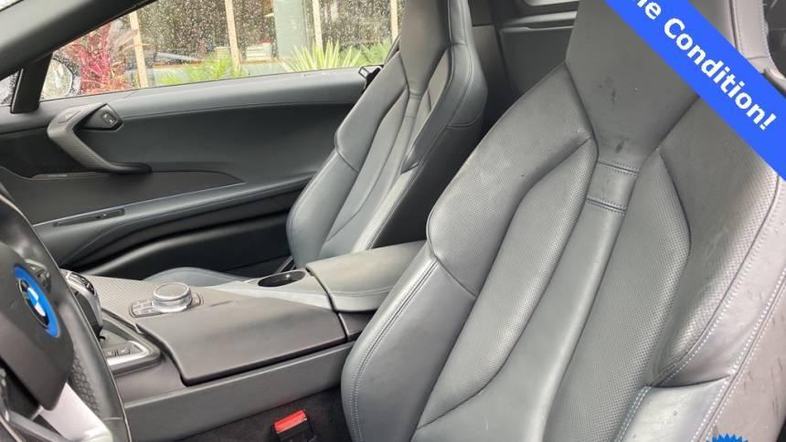 2019 BMW i8 WBY2Z6C50KVG97783