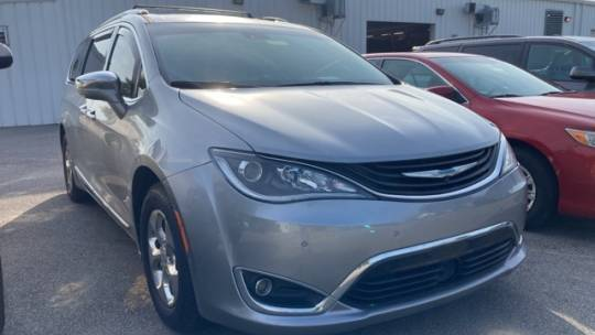 2018 Chrysler Pacifica Hybrid 2C4RC1N74JR365301