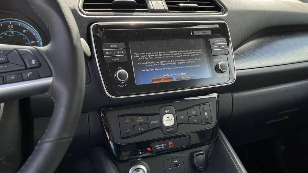 2019 Nissan LEAF 1N4AZ1CP7KC313286