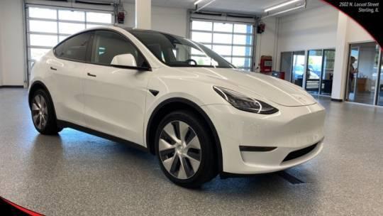 2020 Tesla Model Y 5YJYGDEE8LF015653