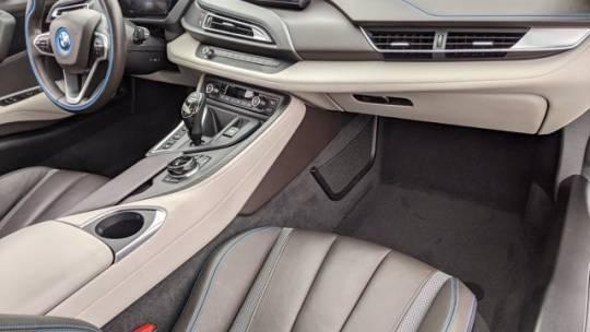 2019 BMW i8 WBY2Z6C52K7D54378