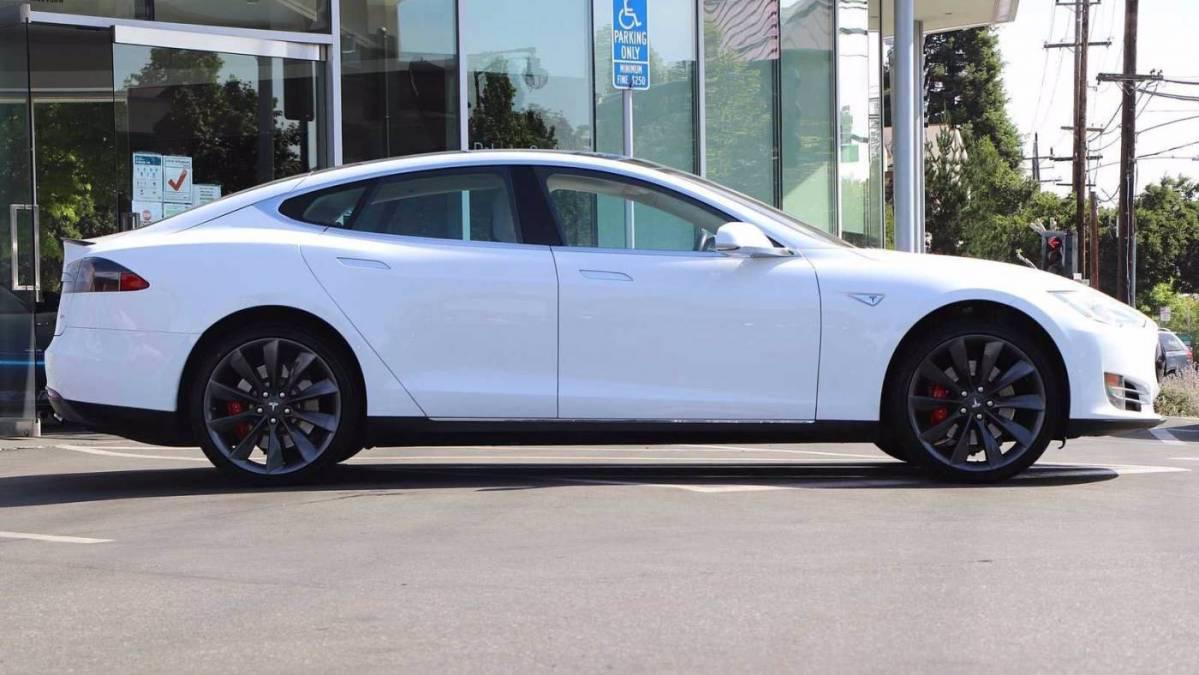 2014 Tesla Model S 5YJSA1H1XEFP32346