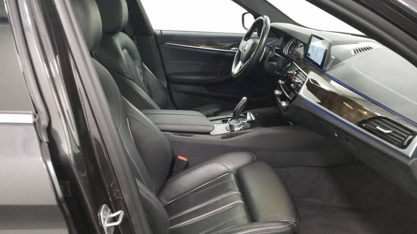 2018 BMW 5 Series WBAJB1C5XJG624180