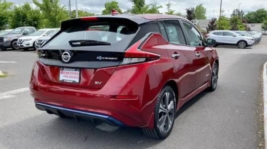 2018 Nissan LEAF 1N4AZ1CP1JC307773
