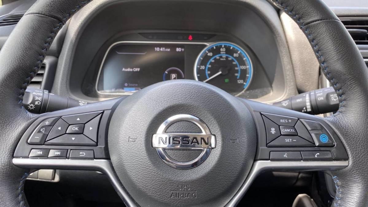 2019 Nissan LEAF 1N4AZ1CP5KC313013