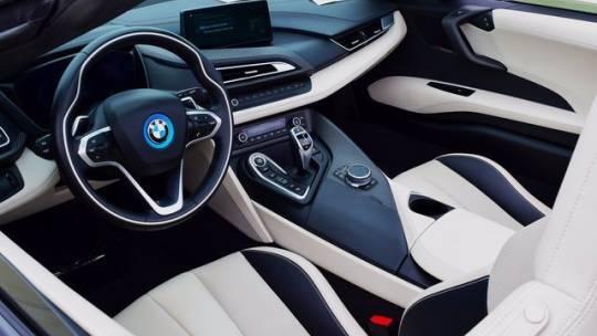 2019 BMW i8 WBY2Z6C57KVB82960