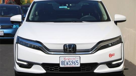 2018 Honda Clarity JHMZC6F37JC000255
