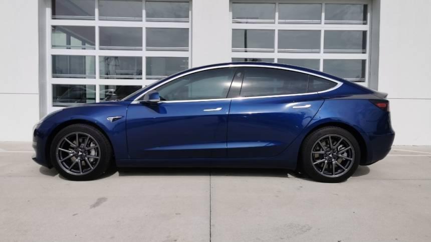 2019 Tesla Model 3 5YJ3E1EA9KF321822