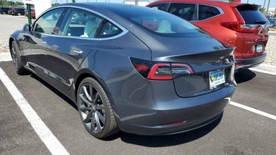 2018 Tesla Model 3 5YJ3E1EB1JF183961