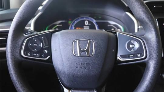 2018 Honda Clarity JHMZC5F12JC015741