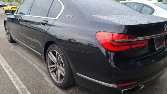 2018 BMW 7 Series WBA7J2C52JG938201