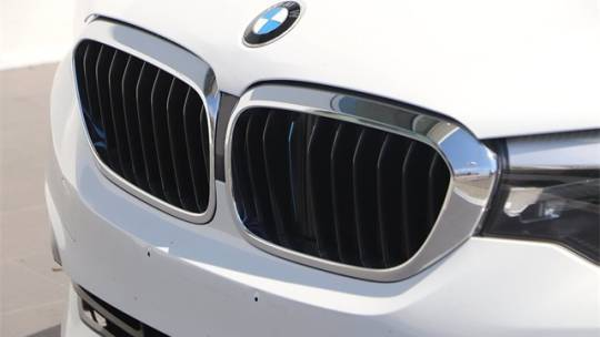 2018 BMW 5 Series WBAJA9C52JB252798