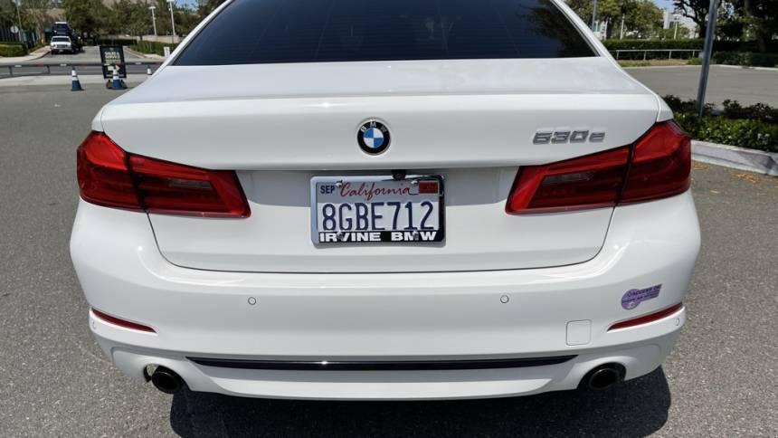 2018 BMW 5 Series WBAJA9C50JB249754