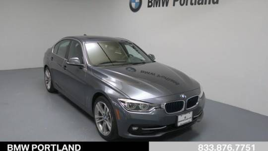 2018 BMW 3 Series WBA8E1C59JA171632