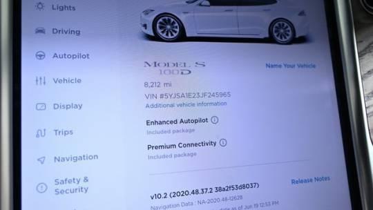 2018 Tesla Model S 5YJSA1E23JF245965