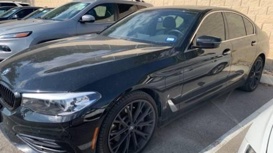 2018 BMW 5 Series WBAJA9C51JB250363