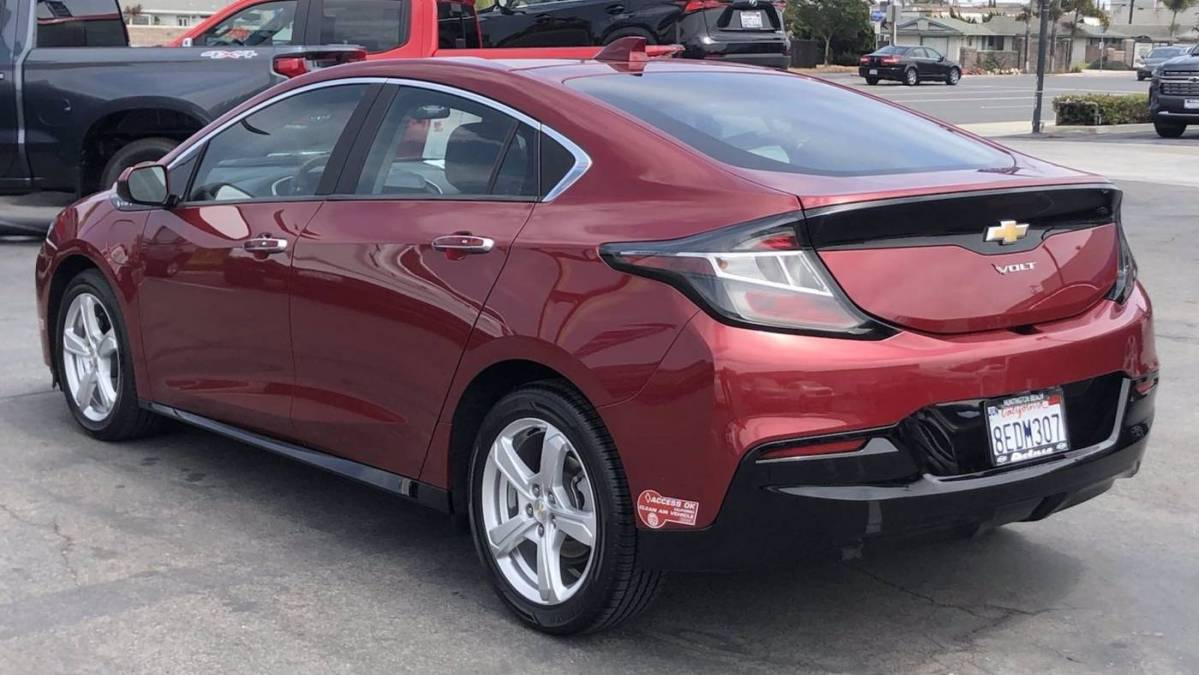 2018 Chevrolet VOLT 1G1RC6S55JU127114