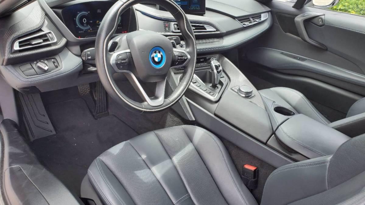 2019 BMW i8 WBY2Z6C57K7E14199