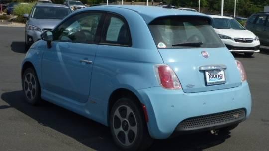 2016 Fiat 500e 3C3CFFGE5GT221918