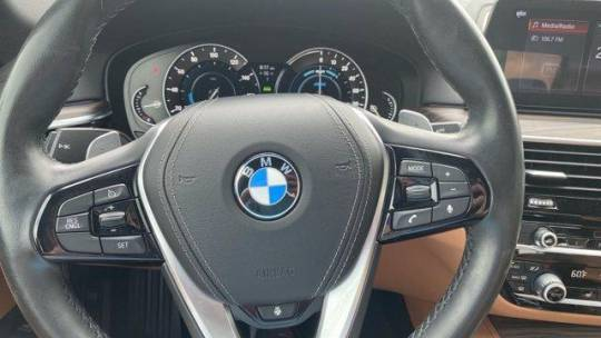 2018 BMW 5 Series WBAJA9C55JB249748