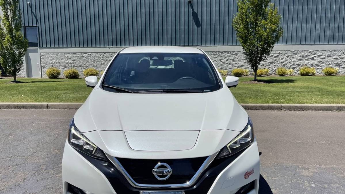 2018 Nissan LEAF 1N4AZ1CP6JC309700