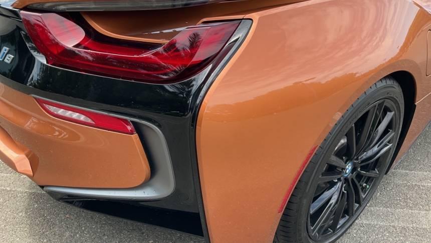 2019 BMW i8 WBY2Z4C50K7D25658