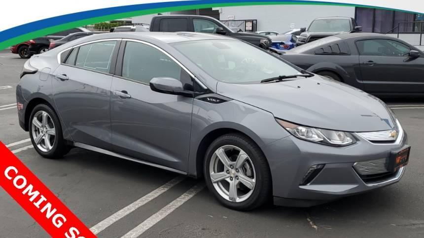 2018 Chevrolet VOLT 1G1RC6S59JU149181
