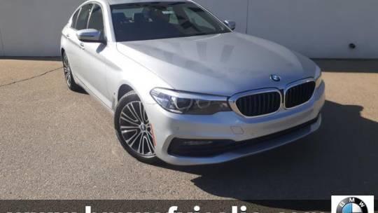 2018 BMW 5 Series WBAJA9C58JB250490