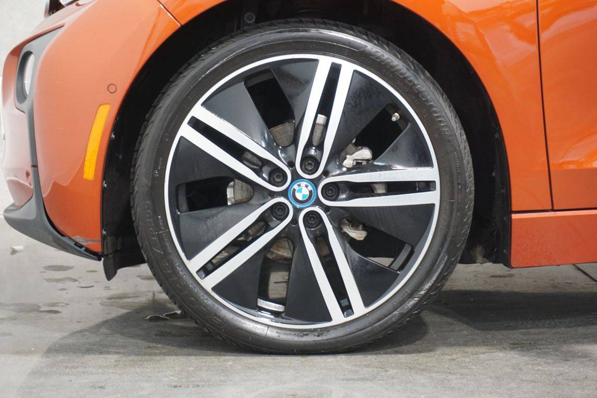 2014 BMW i3 WBY1Z2C5XEV284663