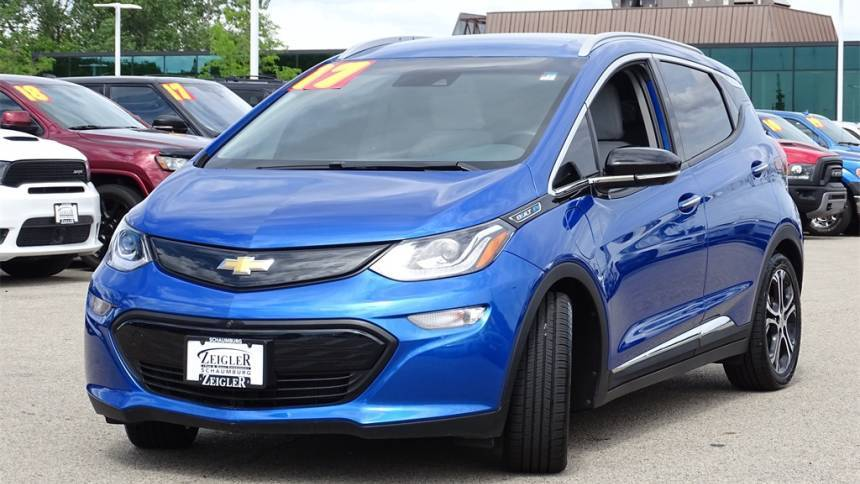 2017 Chevrolet Bolt 1G1FW6S04H4185451