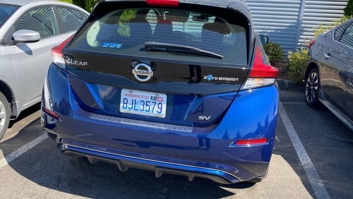 2018 Nissan LEAF 1N4AZ1CP1JC302637