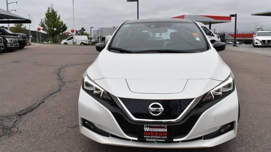 2019 Nissan LEAF 1N4AZ1CP1KC317480